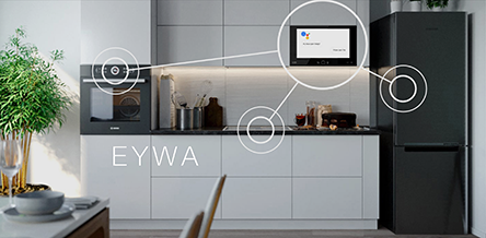 Eywa Kitchen: Integrated smart solution on the base of Artificial Intelligence for furniture