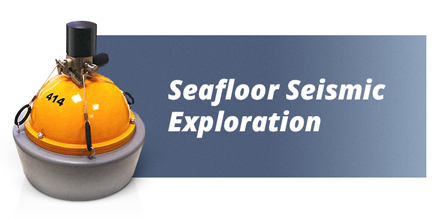 The nnovative technology of complete seafloor seismic exploration